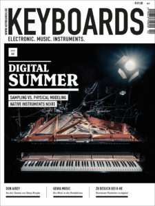 Produkt: Keyboards Digital 02/2019