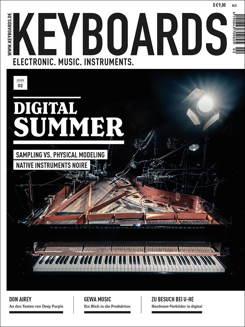 Produkt: Keyboards 02/2019