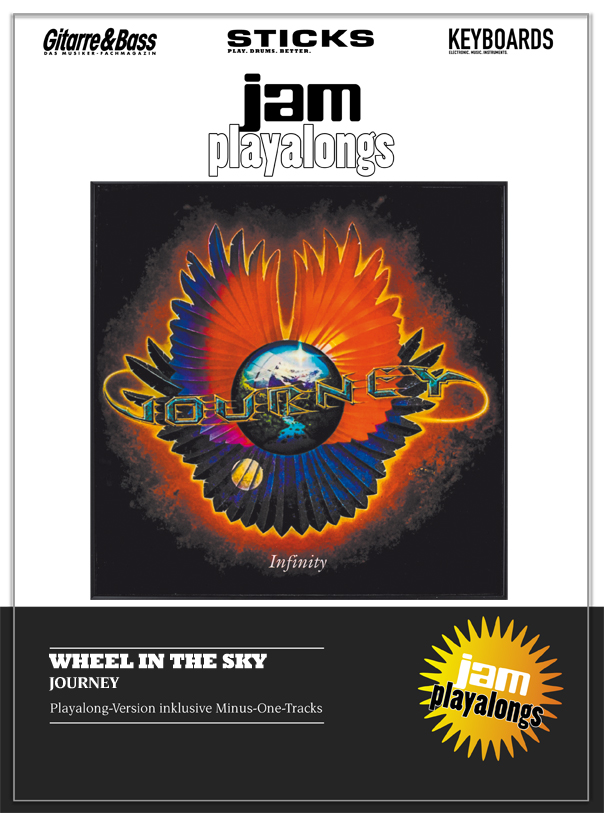 Produkt: Wheel In The Sky – Journey