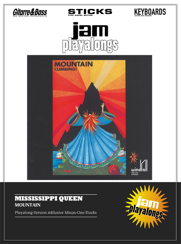 Produkt: Mississippi Queen – Mountain