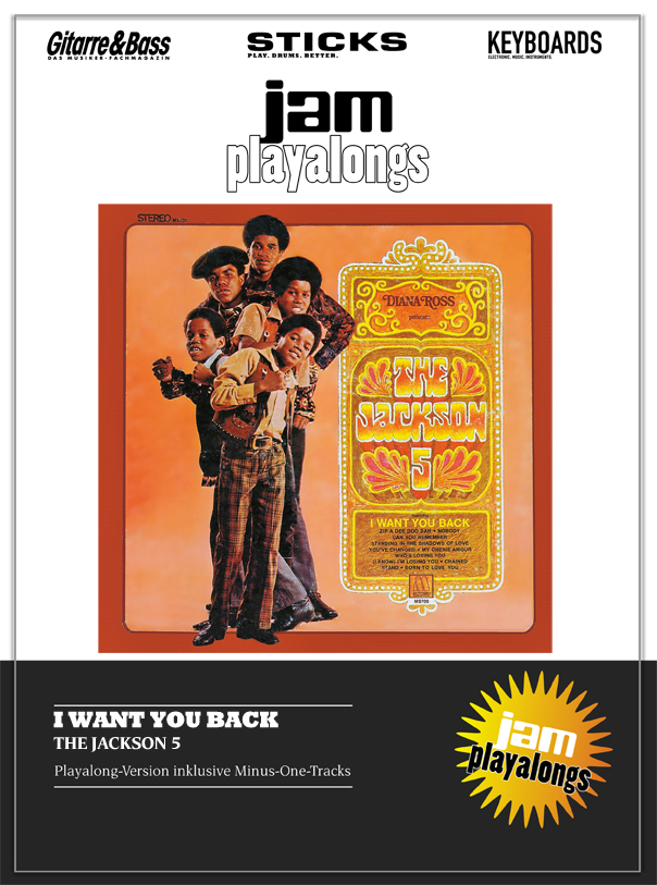 Produkt: I Want You Back – The Jackson 5