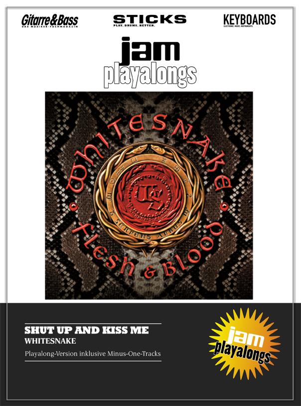 Produkt: Shut Up And Kiss Me – Whitesnake