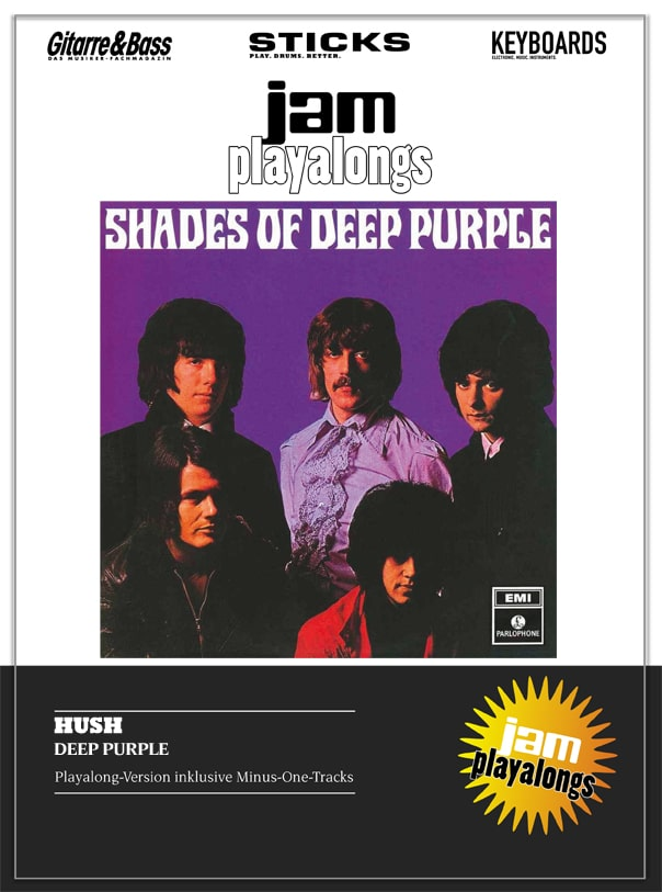 Produkt: Hush – Deep Purple