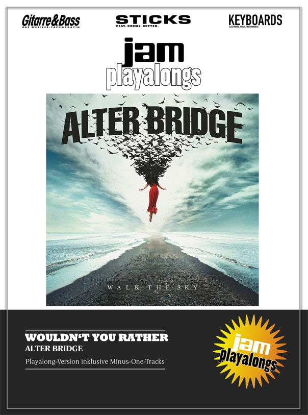 Produkt: Wouldn't You Rather – Alter Bridge