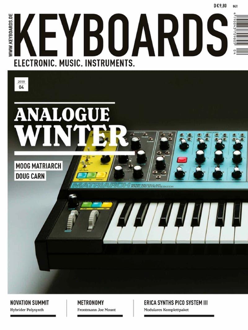 Produkt: Keyboards Digital 04/2019