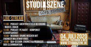 Studioszene Sofa Edition Programm