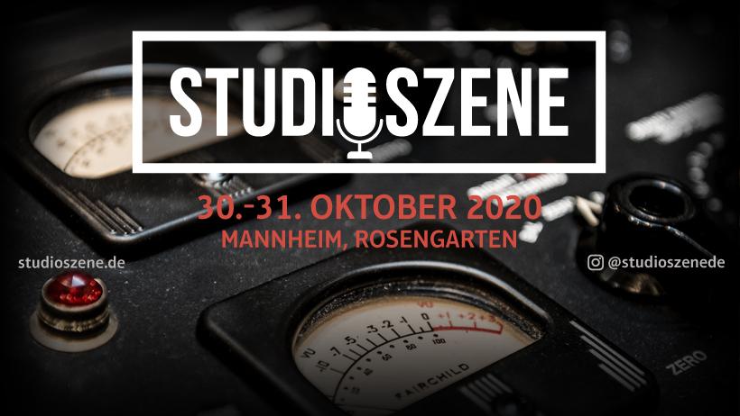 Studioszene 2020 Mannheim Rosengarten